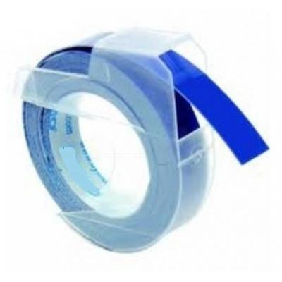 Blue compa Dymo Junior/Omega Nastro a relievo 3D-9MMx3M