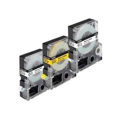 Yellow 18mmX8m LW300,LW400,LW600,LW700,LW900