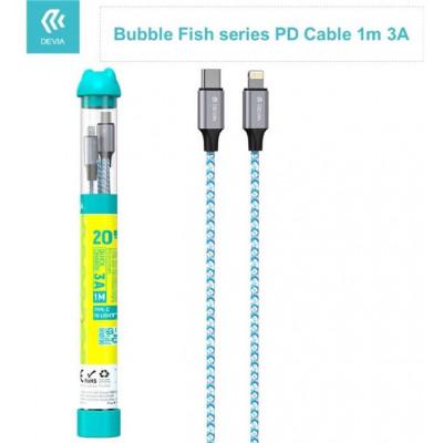 Cavo Bubble Fish Tipo-C - Lightning 3A Per carica rapida PD