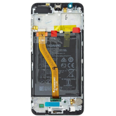 Honor View 10 LCD Display Nero Service Pack BKL-L09 02351SXC