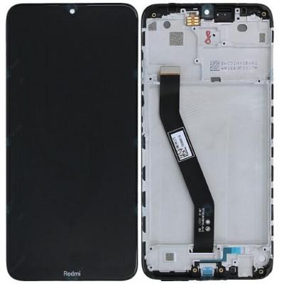 Lcd Originale Xiaomi Redmi 8 Nero 5600040C3I00