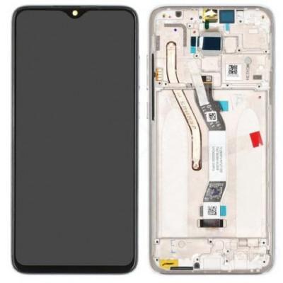 Lcd Originale Xiaomi Redmi Note 8 Pro White 56000300G700