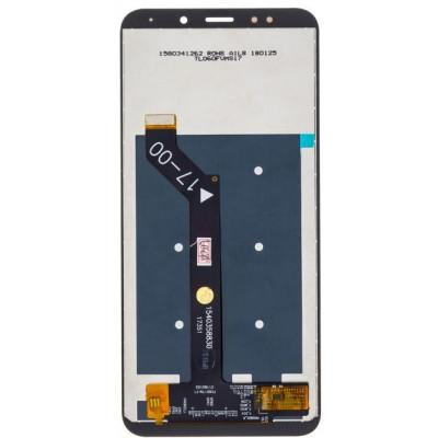 LCD Display + Touch for Xiaomi Redmi 5 Plus Nero