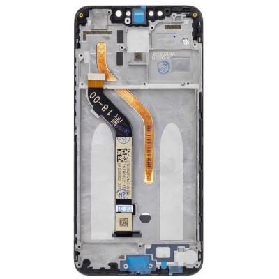 LCD con Frame per Xiaomi PocoPhone F1 Nero
