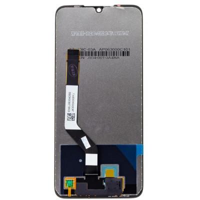 LCD Display per Xiaomi Redmi Note 7 e Note 7 Pro Global Nero