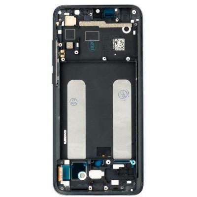 LCD Oled con frame per Xiaomi Mi9 Lite Nero