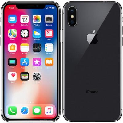 iPhone X 256 GB Usato Grado .A Garanzia 1 anno Nero