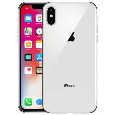 iPhone X 64 GB Usato G.A Garanzia 1 anno Silver