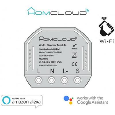 Modulo Dimmer Intelligente Wi-Fi da incasso