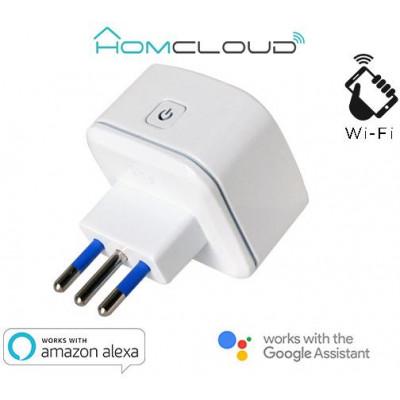Presa Intelligente Wi-Fi 10A Italiana