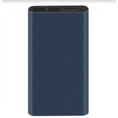 Xiaomi MI 10000 mAh 18W Fast Charge Power Bank Black