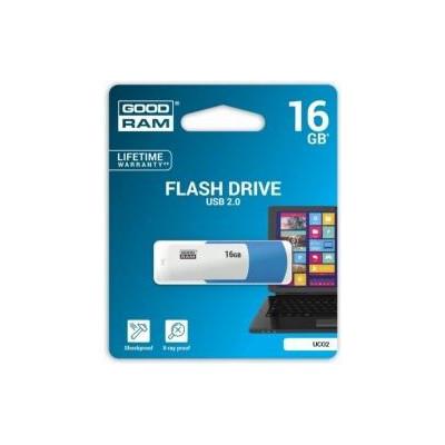 Pendrive GoodRAM 16GB UCO2 MIX USB 2.0 - retail blister