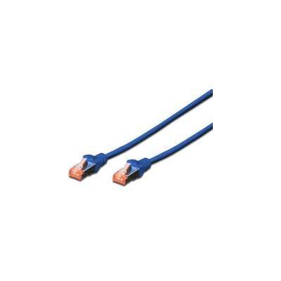 Cable Cat6a S/FTP 2m blue RJ45/RJ45