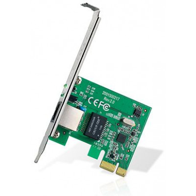 Scheda PCI Express 10/100/1000 Mbps Wake-on-LAN TG-3468