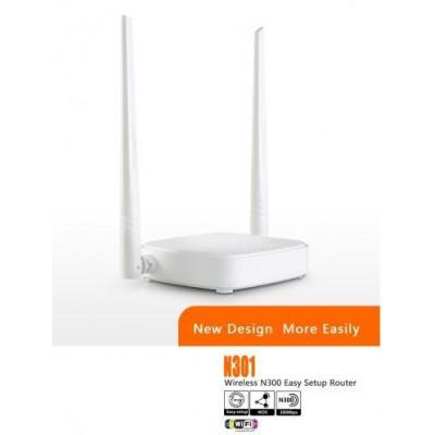 Router wireless Easy setup 300Mbps Tenda N301