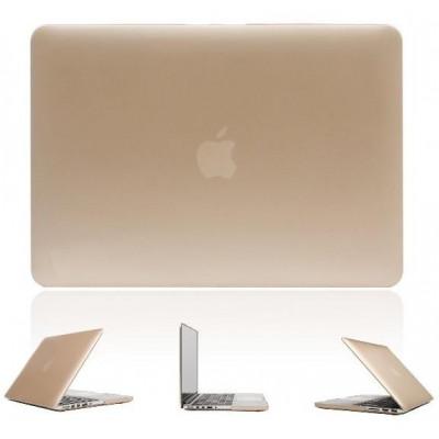 Devia Custodia a pressione adatta per MacBook 12'' Oro
